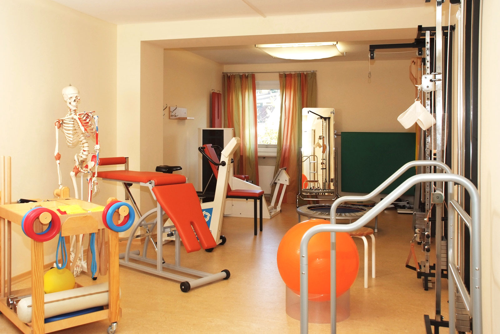 Fitnessraum, Physiotherapie In Deggendorf